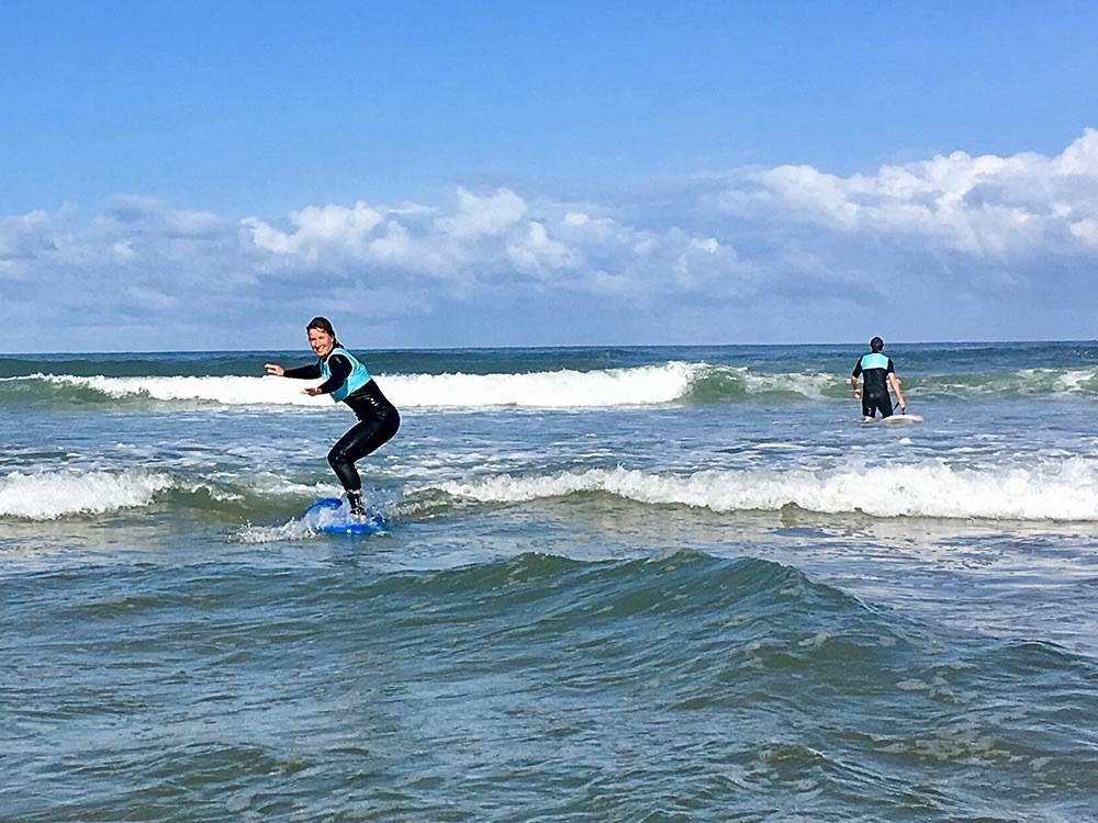 ÉCOLE de SURF – ENERGY – SURF – YOGA – PILATES : MESSANGES ...